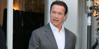 Arnold Schwarzenegger: I don't feel my age