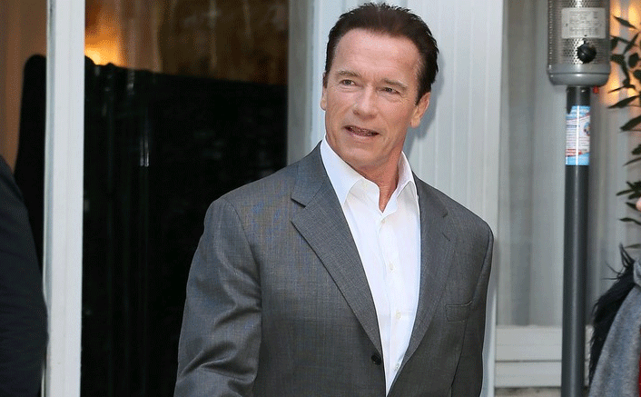 "Arnold Schwarzenegger: ""I Am Getting Older But Not Obsolete For Sure"""
