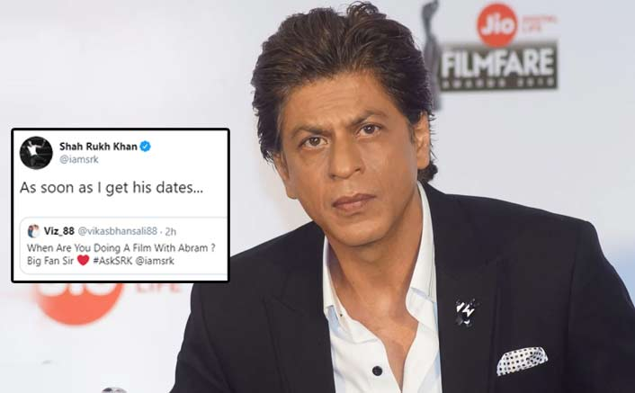 #AskSRK: five best answers from Shah Rukh Khan hilarious twitter Q and A
