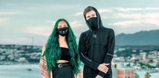 Au/Ra, Alan Walker release new track 'Ghost'