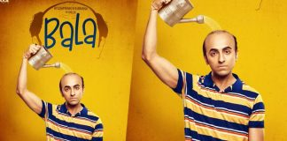 Ayushmann Khurrana Aka Bala Turns Maali For His Own Baal In This Latest Poster Of Upcoming Comedy Film