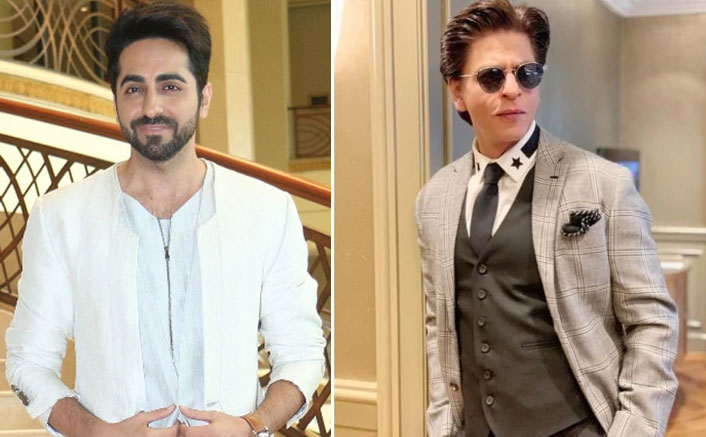 Ayushmann Khurrana has a script for Shah Rukh Khan !