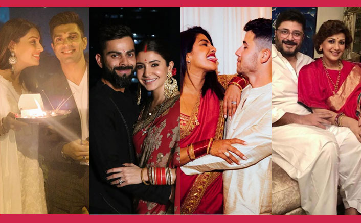 B-Town Ladies From Priyanka Chopra To Anushka Sharma, Here Are All The Karva Chauth Pictures You Need To See