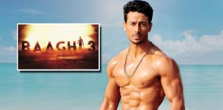 Baaghi 3: Tiger Shroff Is Giving It All For The Actioner & THIS Picture Proves It