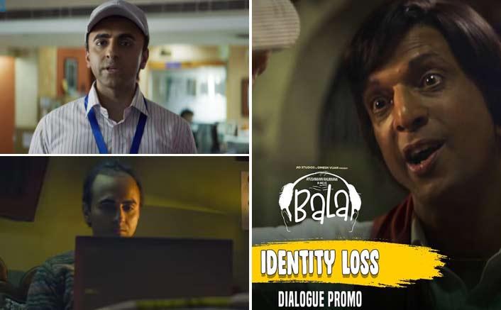 Bala Promo: Ayushmann Khurrana's Identity Loss Is Hilarious