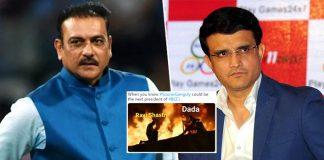 #BCCIPresident: Netizens Share HILARIOUS Memes As Sourav Ganguly