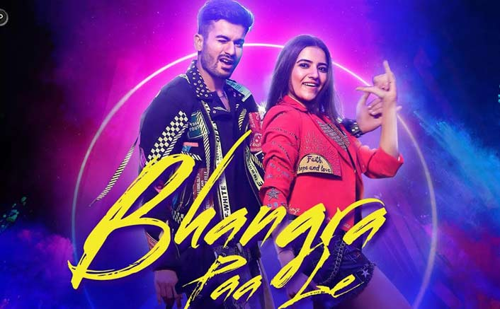 Bhangra Paa Le's title track is out and it will awaken the dancer in you!