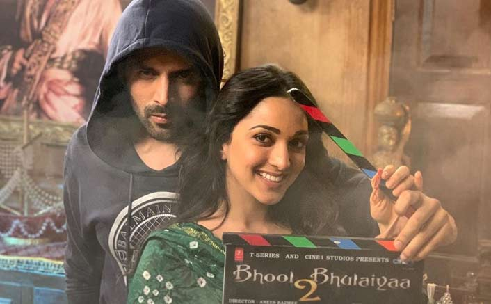 Kartik Aaryan & Kiara Advani Starrer Bhool Bhulaiyaa 2's Shoot Won't Begin Anytime Soon, Confirms Producer