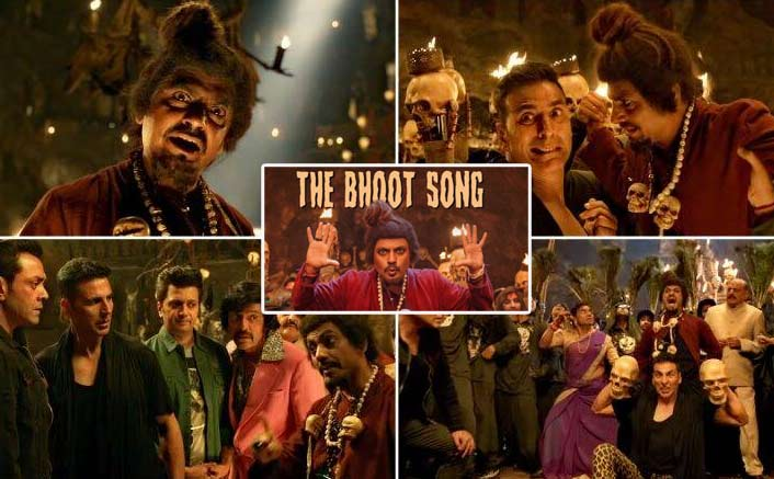 Bhoot Raja From Housefull 4: Nawazuddin Siddiqui Helps Akshay Kumar Get Rid Of A Ghost In This Peppy Track