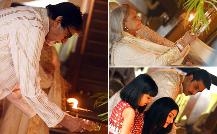Big B thanks fans for Diwali and Bhai Dooj wishes