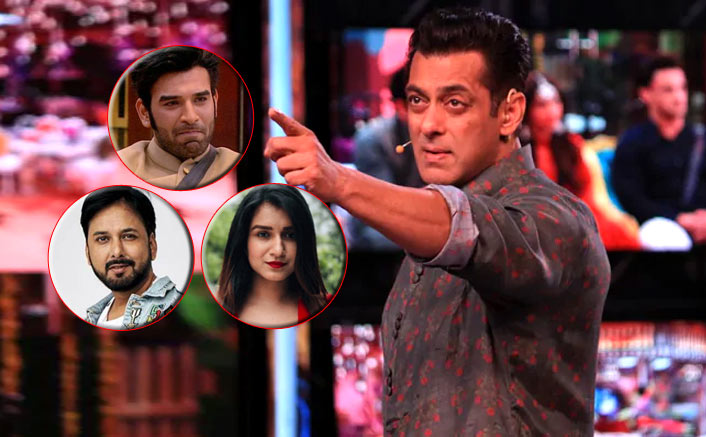 "Bigg Boss 13: ""Salman Khan Ki Chik Chik..,"" Mentions Paras Chhabra; Actor Gives It Back"