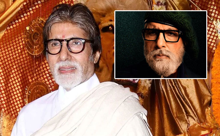 Big B's 'Chehre' look revealed in special birthday video