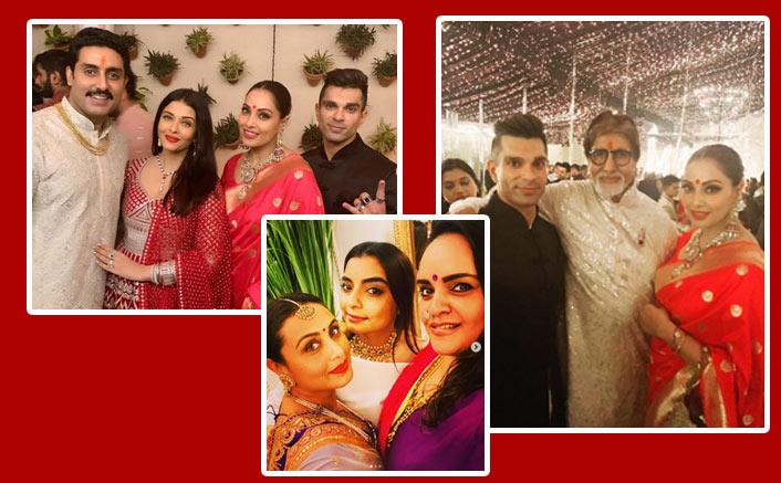 Amitabh Bachchan's Diwali 2019 Bash: Aishwarya Rai Bachchan, Abhishek Bachchan, Rani Mukerji & Others Have A Gala Time