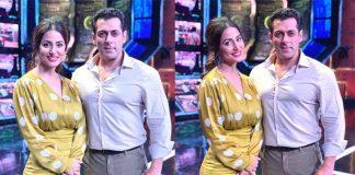 Bigg Boss 13: Hina Khan Joins Salman Khan In Weekend Ka Waar Episode, See Photos
