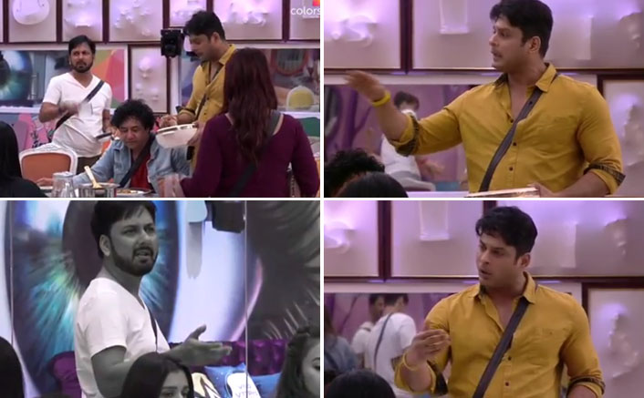 Bigg Boss 13 Promo: Siddharth Shukla & Siddharth Dey Fight Over Equal Distribution Of Food At The Dinner Table, WATCH