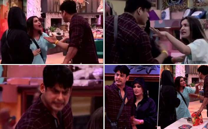 'Bigg Boss 13': Things turn ugly between Sidharth and Shefali