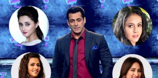 Bigg Boss 13 Weekend Ka Vaar: Salman Khan Raises Concern About Devoleena Bhattacharjee, Rashami Desai, Dalljiet Kaur & Mahira Sharma's Performance