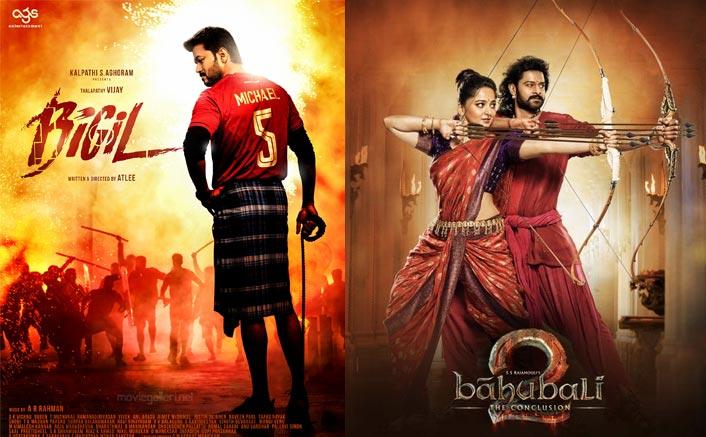 Bigil Box Office: Crushes Baahubali: 2; Creates Havoc Worldwide