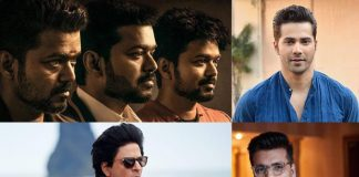 Bigil: Shah Rukh Khan, Karan Johar & Varun Dhawan Gets Awestruck After Watching Thalapathy Vijay's Trailer
