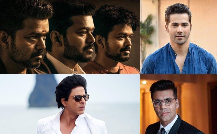 Thalapathy Vijay's Bigil Trailer: Shah Rukh Khan, Karan Johar & Varun Dhawan Get Awestruck
