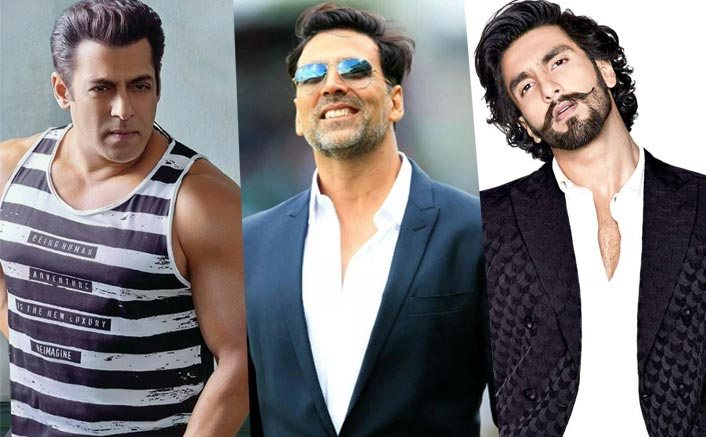 With Way Over 550 Crores, Akshay Kumar Is All Set To Beat Ranveer Singh & Salman Khan To Create The HISTORY At The Box Office