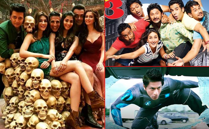Housefull 4 Box Office Battle: Where It Will Stand Compared To The Diwali Grossers Of The Last Decade
