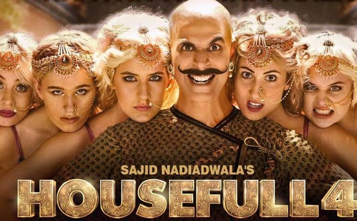 Box Office - Housefull 4 all set to take a very good start