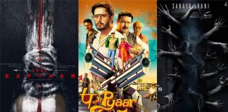 Box Office - Laal Kaptaan, Ghost, P Se Pyaar F Se Faraar and half a dozen more Hindi films release this Friday