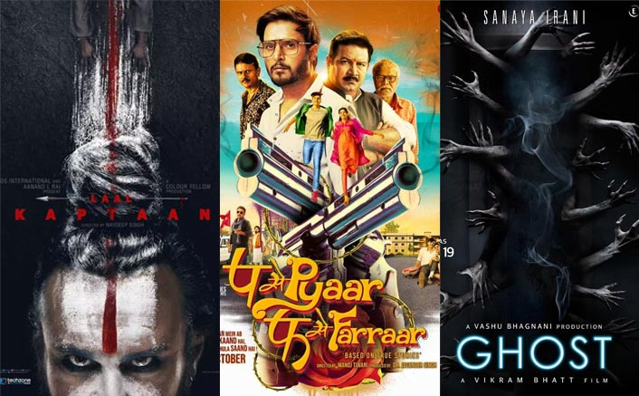 Box Office - Laal Kaptaan, other new releases, flop
