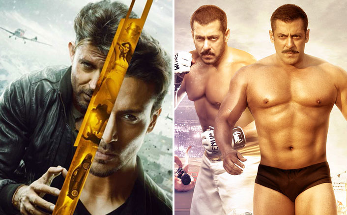 Box Office - War does quite well in second week, Hrithik Roshan and Tiger Shroff now target Salman Khan's Sultan