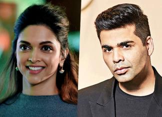 Breaking! Deepika Padukone and Karan Johar May Come Together For A Romantic Film