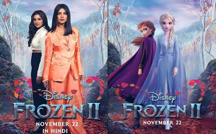 BREAKING!! Priyanka Chopra & Parineeti Chopra Are The NEW Anna & Elsa In Frozen 2 (Hindi)