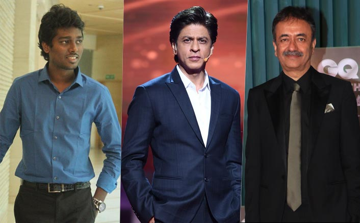 BREAKING: Shah Rukh Khan's Birthday Announcement NOT Happening, To Choose Rajkummar Hirani Over Atlee Kumar?