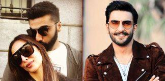 'Bro' Ranveer Singh REACTS To Arjun Kapoor's Pic With Malaika Arora!