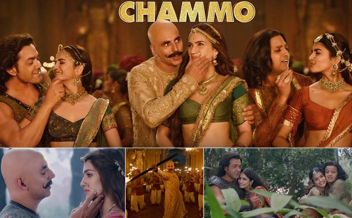 Chammo From Housefull 4: Be It 15th Century Or 21st, Akshay Kumar & Team Know How Keep The House Full