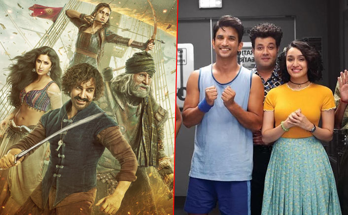 Chhichhore Box Office: Sushant Singh Rajput, Shraddha Kapoor & Varun Sharma Led Film Crosses Bollywood's Highest Opener Thugs Of Hindostan