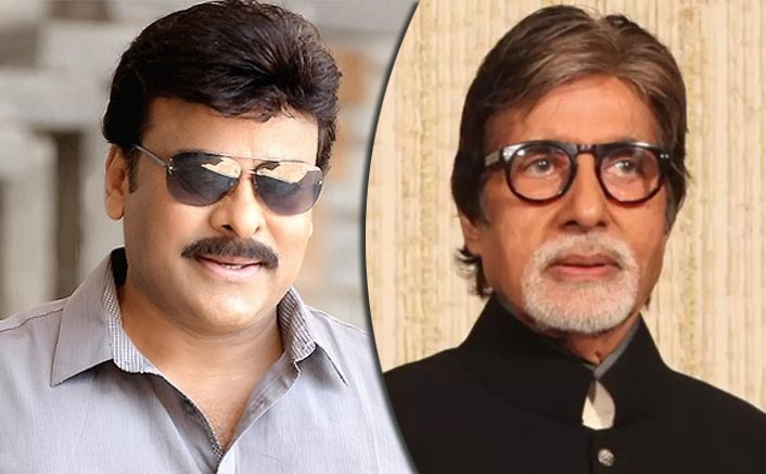 Chiranjeevi Reveals Who Helped Him Get In Touch With Amitabh Bachchan For Sye Raa Narasimha Reddy