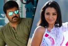 #Chiru152: Trisha Krishnan Opposite Chiranjeevi In Kortala Siva Directorial?