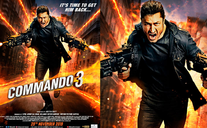 Commando 3 Release Date Out: Vidyut Jammwal Is All Set To Make Us A Part Of His Huge Mission On This DaY