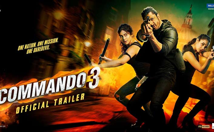 Commando 3 Trailer Out: Vidyut Jammwal Is Back With His Own Style Of Action