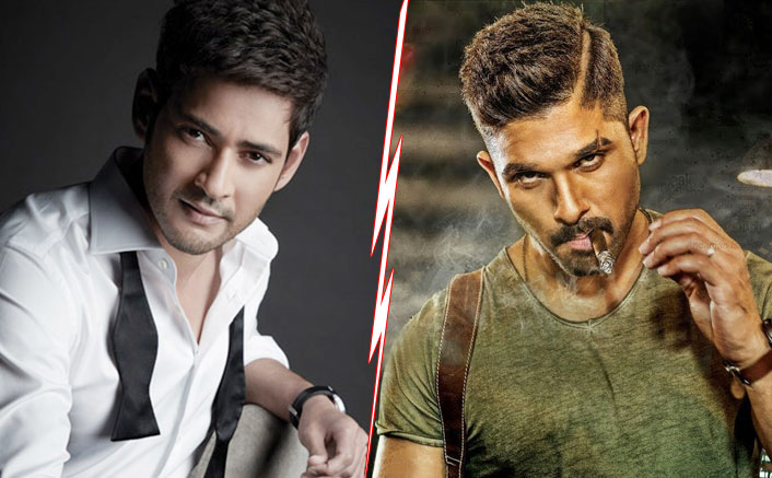 CONFIRMED! It Will Be Allu Arjun VS Mahesh Babu At The Box Office On Makar Sankranti
