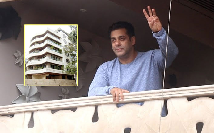 Contrary To Reports, Salman Khan Is NOT Moving Out Of Galaxy Apartments!