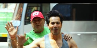 Coolie No. 1: Varun Dhawan Takes Hi Daddy & Director David Dhawan On A Scooter Ride