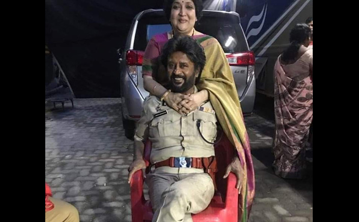 Couple Goals: This Adorable Picture Of Rajinikanth & Wife Latha From Sets Of Darbar Will Make You Go 'Aww'