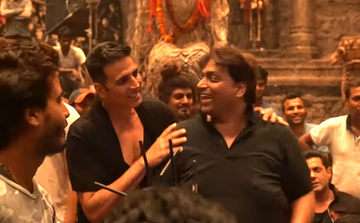 The Bhoot Song From Housefull 4 - Making Video Out: It's Crazier Than The Song!