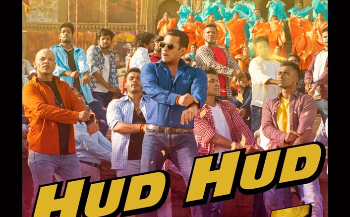 Get ready for a unique musical Swagat, Salman Khan aka Chulbul Pandey launches the iconic Hud Hud title track from Dabangg 3, marks 50 days to the movie!
