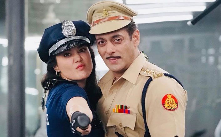 Dabangg 3: The SUPER HOT Preity Zinta Meets The Swagger Salman Khan; Fans Start The Guess Game
