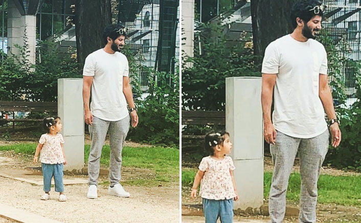 Daddy's Little Girl: Mollywood Star Dulquer Salmaan Shares An Adorable Picture Of Daughter Maryam