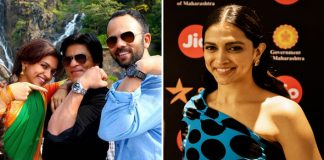 Deepika Padukone Shares Chennai Express' 'Nightmare Scene' When Shah Rukh Khan & Rohit Shetty Were 'Not Happy'