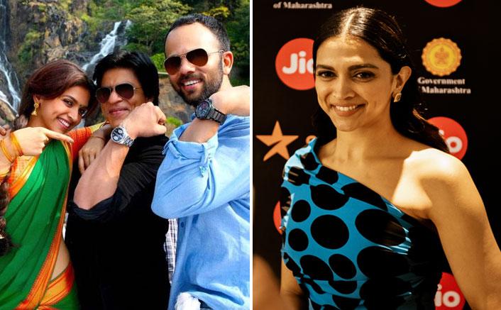 Deepika Padukone Shares Chennai Express' 'Nightmare Scene' When Shah Rukh Khan & Rohit Shetty Were 'Not Happy'